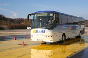 Sicherheitstraining Bus Verkehrswacht Zollernalbkreis e.V.